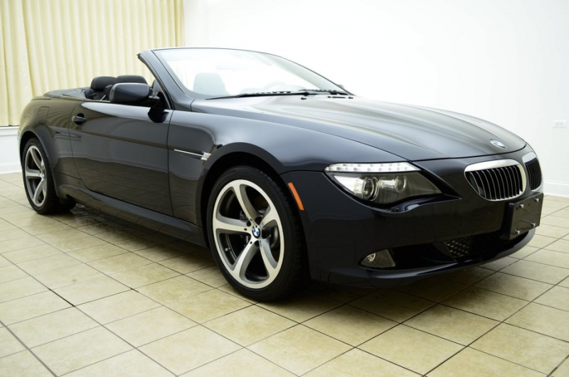 2009 BMW 650i CONVERTIBLE