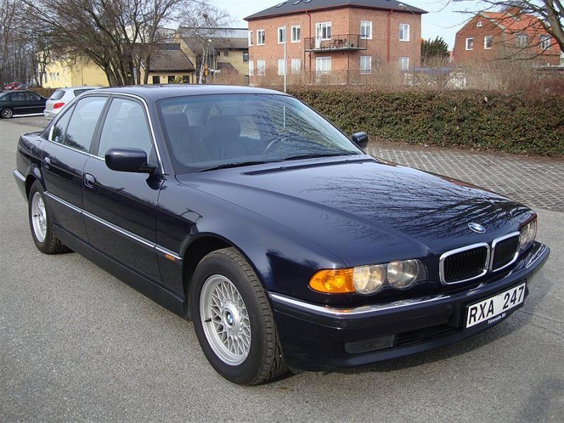 BMW 735 Mycket fint bil Sedan 2000 49.000 SEK