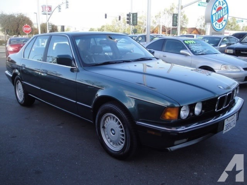 1992 BMW 735 i for sale in San Leandro, California
