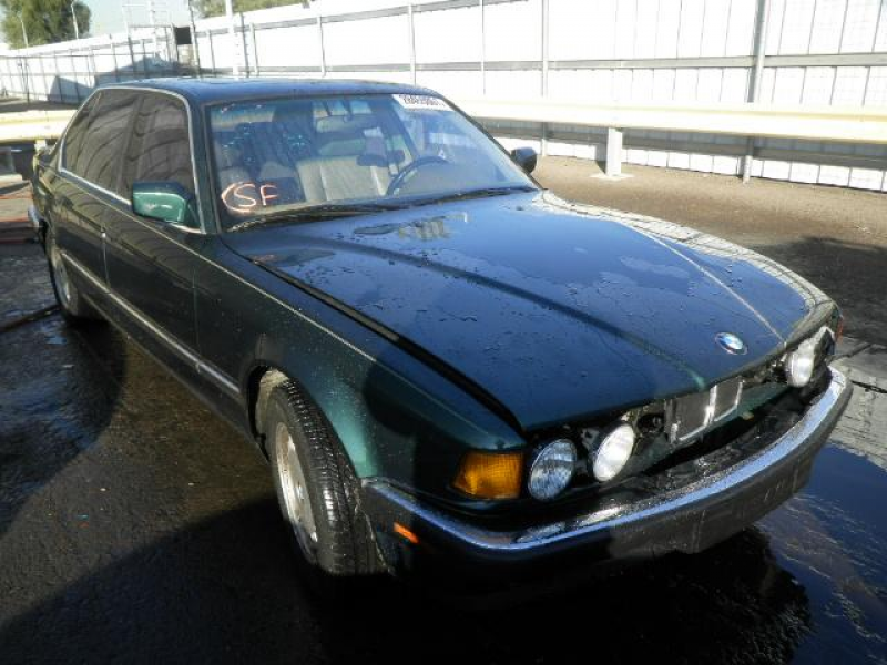 1992 Bmw 735 Green published 4 years ago