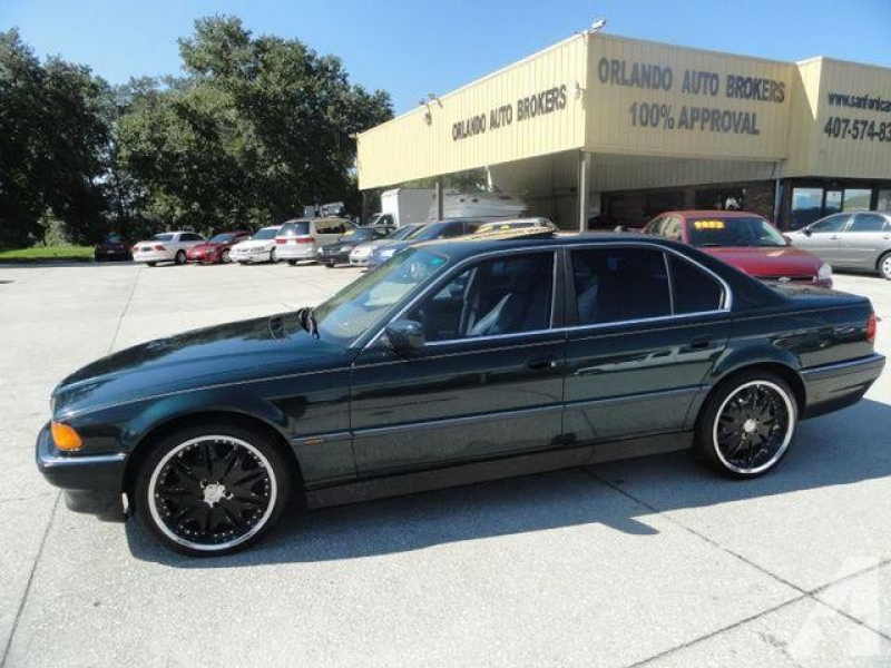 1999 BMW 740 i for sale in Orlando, Florida