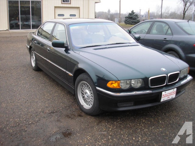 1999 BMW 740 iL for sale in Vadnais Heights, Minnesota