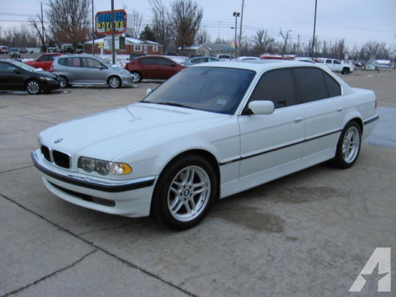 2001 BMW 740 i for sale in Mayfield, Kentucky