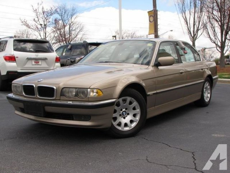 2001 BMW 740 iL for sale in Duluth, Georgia