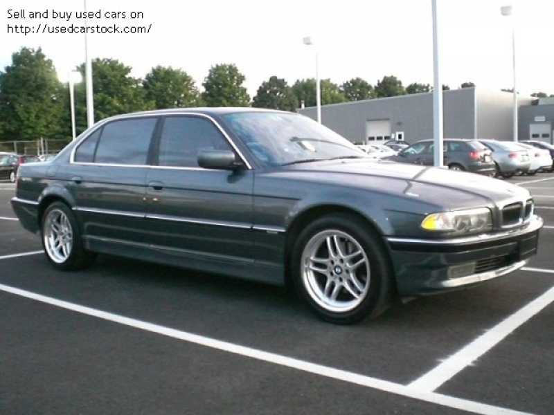 Pictures of 2001 BMW 740 iL - $15,790: