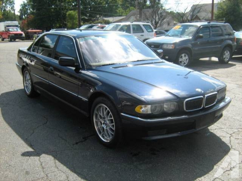 2001 BMW 740 iL for sale in Louisville, Kentucky