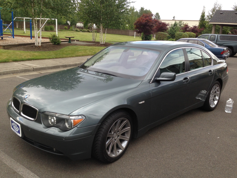 Picture of 2002 BMW 7 Series 745i, exterior