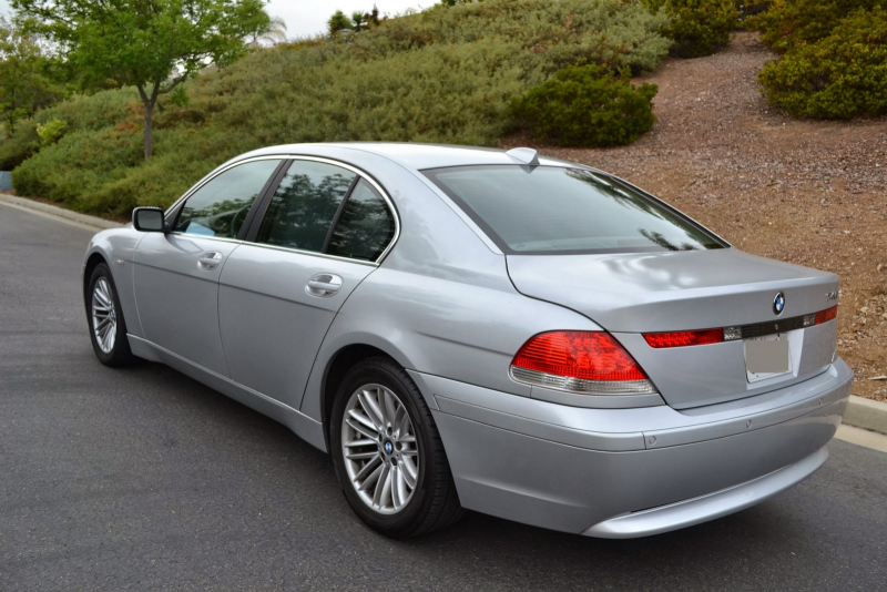 Picture of 2004 BMW 7 Series 745i, exterior