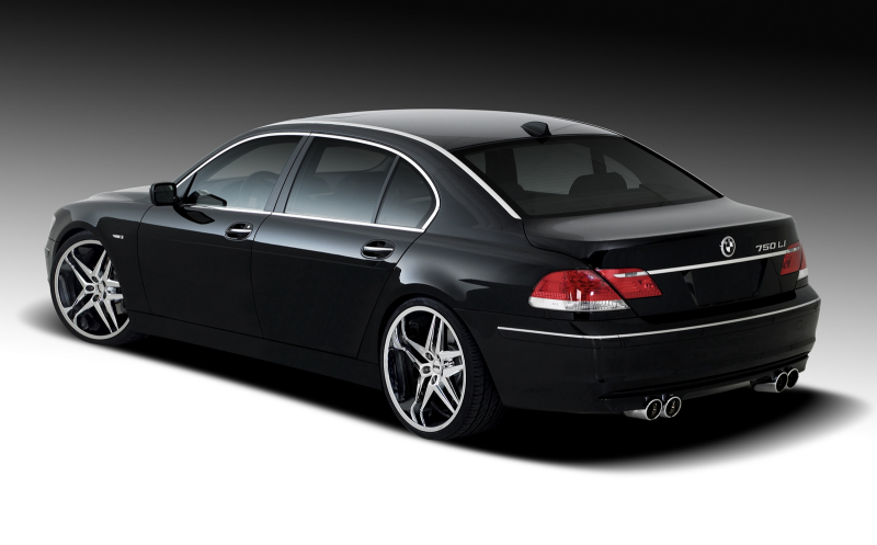 Picture of 2007 BMW 7 Series 750Li, exterior