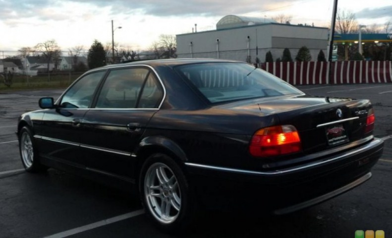 pictures of 1995-2001 BMW 7 Series