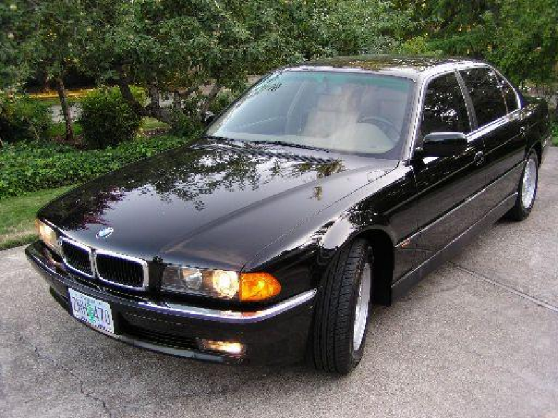 Another lcbrevard 1997 BMW 7 Series post...