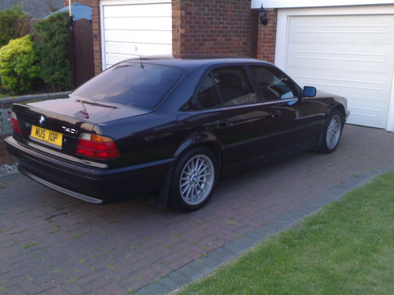Picture of 1998 BMW 7 Series 750iL