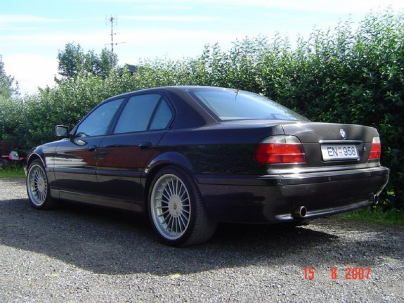 Biggzhvanno 1998 BMW 7 Series 11647738