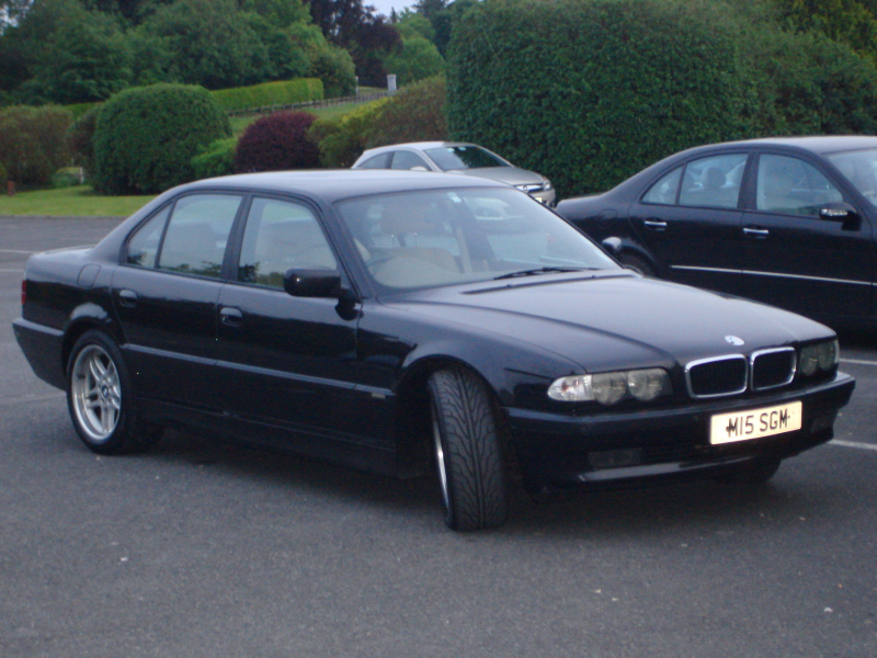 Picture of 1999 BMW 7 Series, exterior