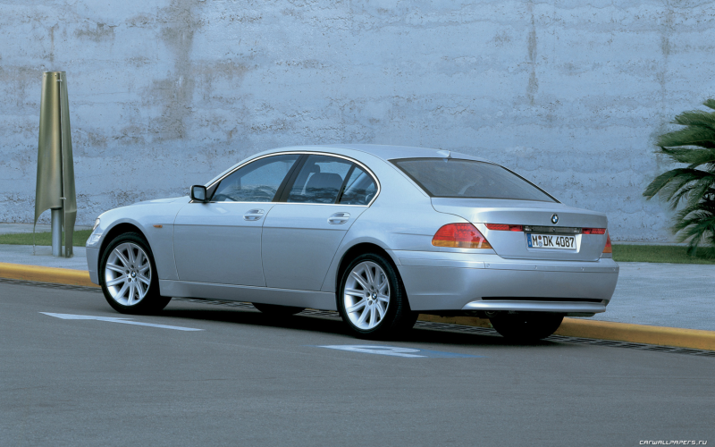 2001 bmw 7 series information image credit bmw 2001 bmw 7 series