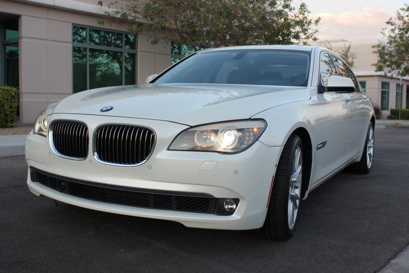 Picture of 2009 BMW 7 Series 750Li, exterior