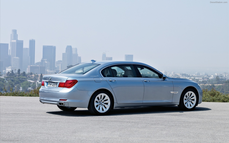 Home > BMW > 2010 BMW 7 Series Activehybrid