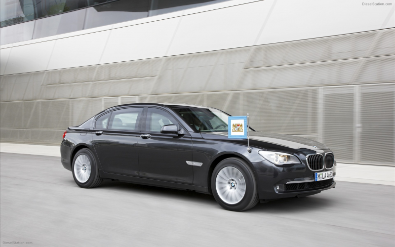 Home > BMW > 2010 BMW 7-Series High Security