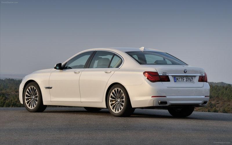 Home > BMW > BMW 7 Series 2013