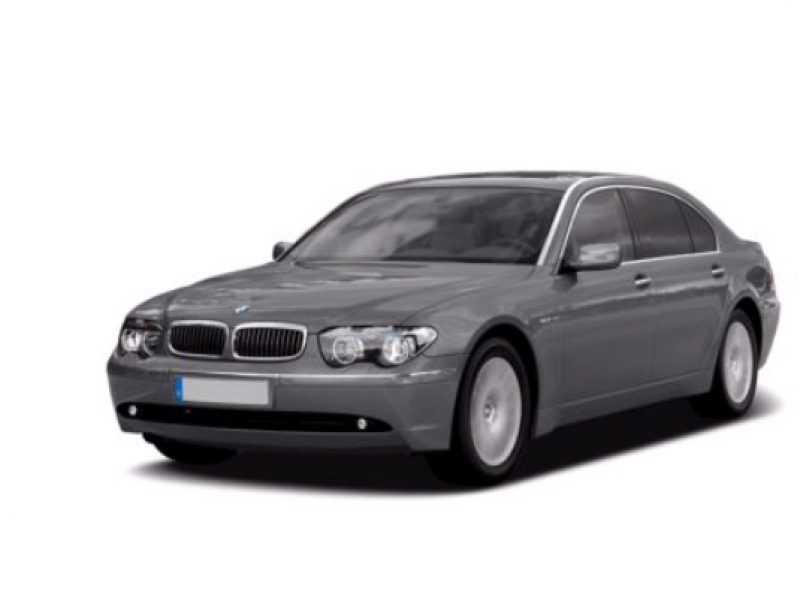 2008 BMW 760 Li 4dr Rear-wheel Drive Sedan