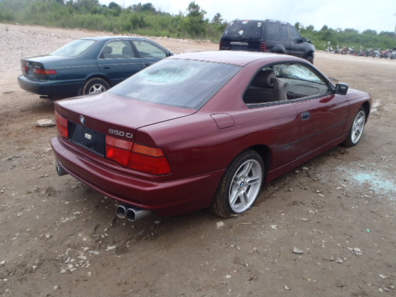 Salvage BMW 850 1993 for sale