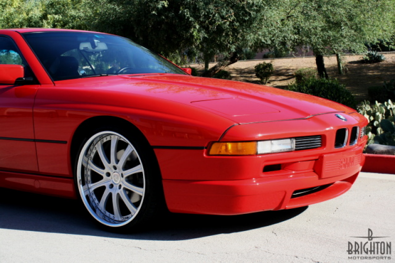 BMW 850 CSi Coupe 1994