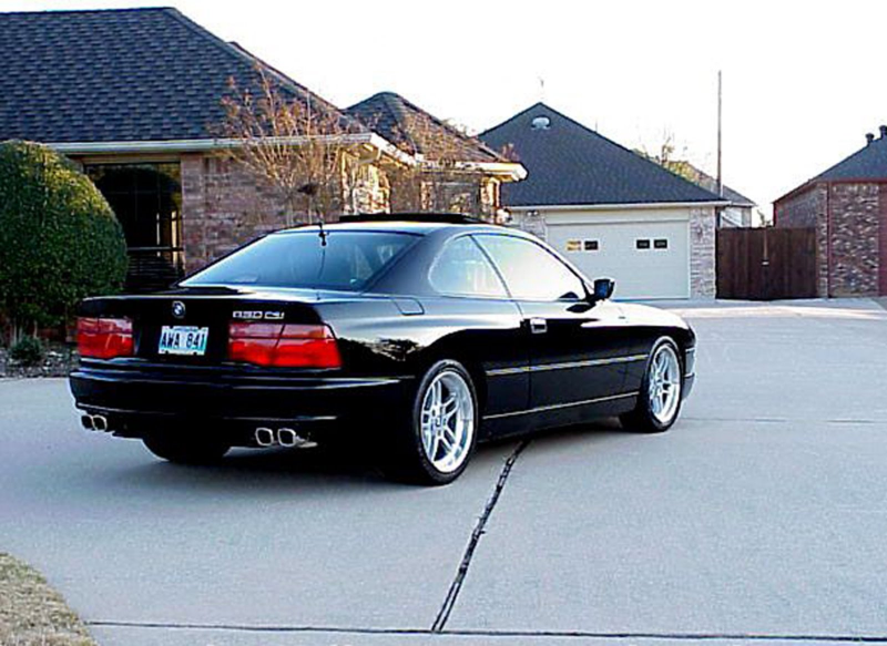 1997 BMW 850 850ci picture