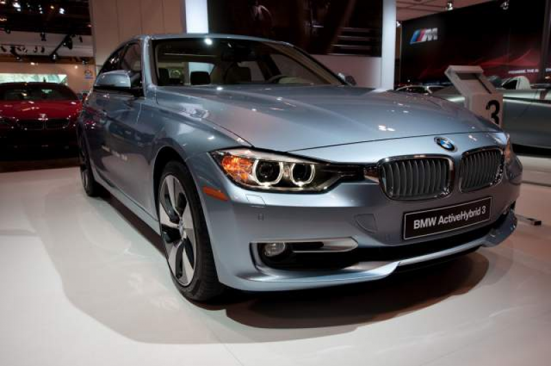 2015 BMW ActiveHybrid 3 release date, colors, hybrid