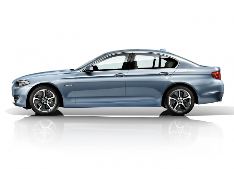 2013 BMW 5 ActiveHybrid Wallpapers