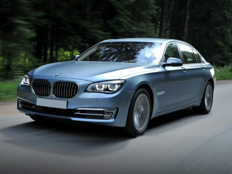2014 BMW ActiveHybrid 7, Available Trims & Styles