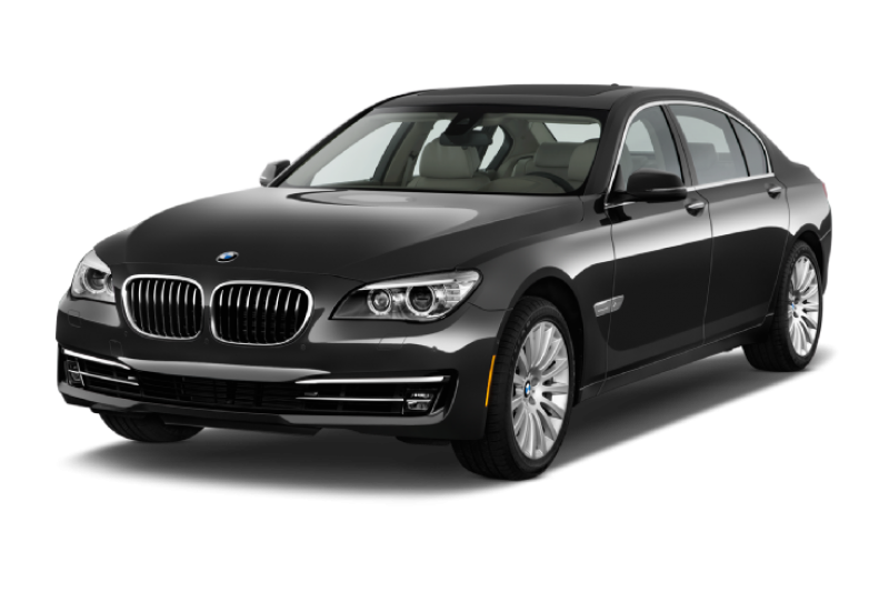 2014 bmw activehybrid 7 base sedan front driver side view 2014 bmw ...