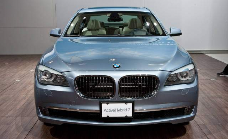 2015 BMW ActiveHybrid 7 price, release date, changes