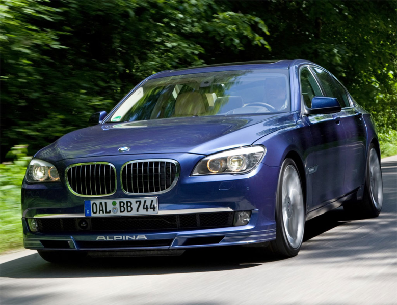 2011 BMW Alpina B7 price Photos - Image 6
