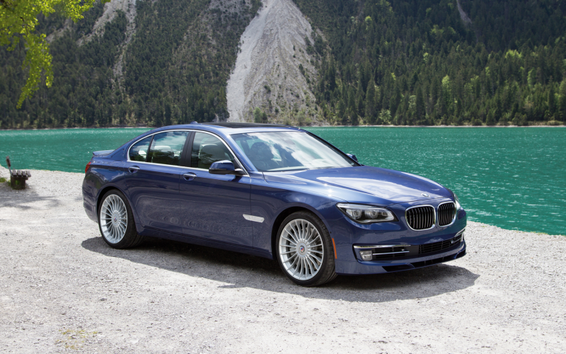 12 Photos of the 2014 BMW Alpina B7 Reviews