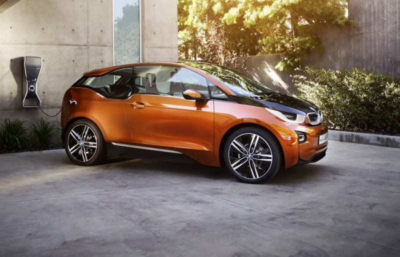 BMW I3 2015 Photos