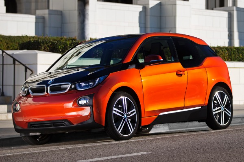 2015 BMW i3 Hatchback Pricing