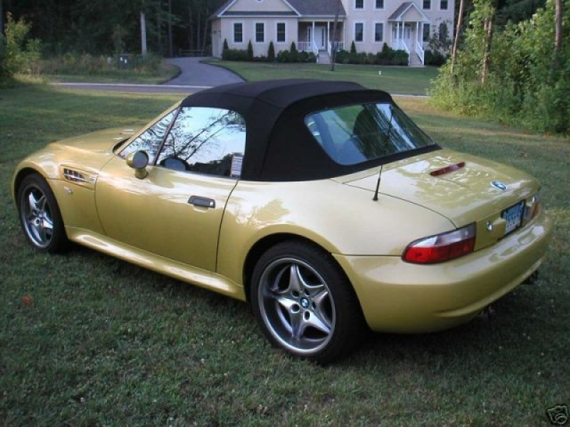 BMW M Roadster phoenix yellow - 2002 - Picture 05GKN125117487A