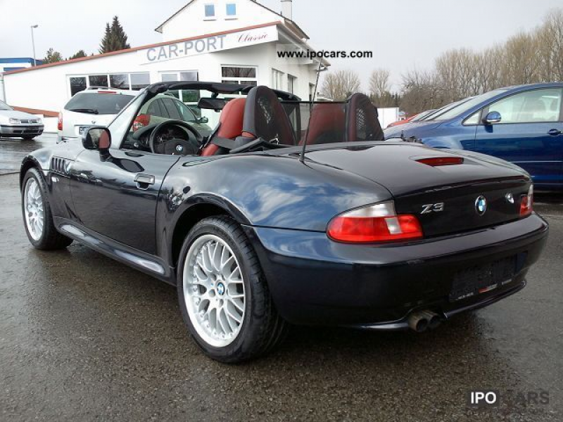 2002 BMW Z3 Roadster 2.2i * M * Cabrio / roadster Used vehicle photo ...