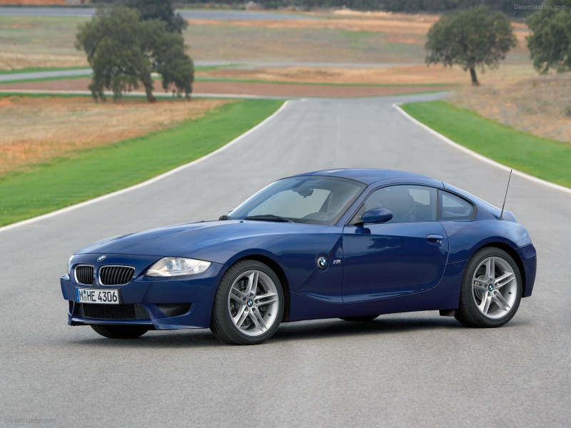 Home > BMW > BMW Z4 M Coupe (2006)
