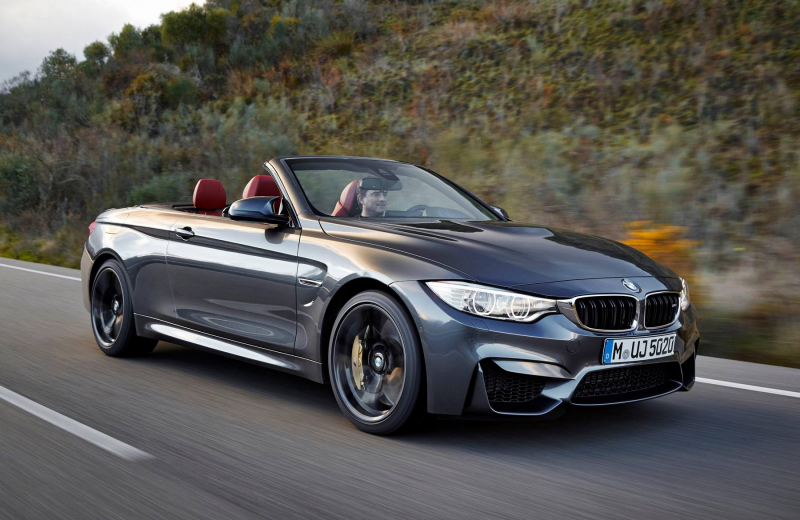 The official debut of the new 2015 BMW M4 Convertible will be at the ...