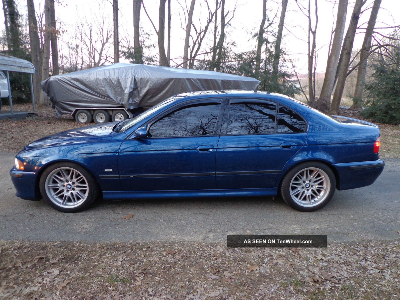 2000 Bmw M5 With All The 2001 Model Upgrades Full Screen M5 photo 1