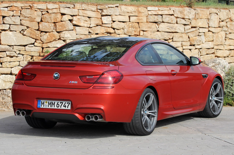 2013 BMW – M6 Coupe-04