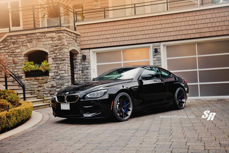 2013 BMW M6 Coupe by SR Auto