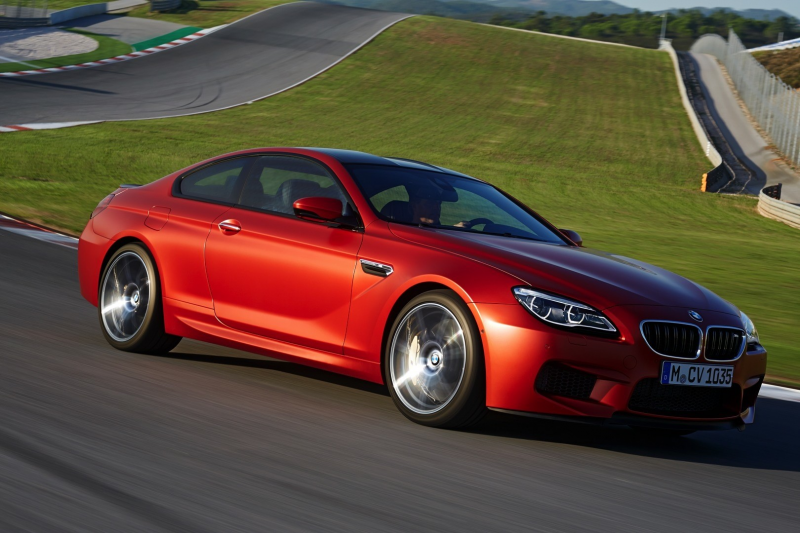 2015 BMW M6 Facelift Comes Out with a New Face - Photo Gallery