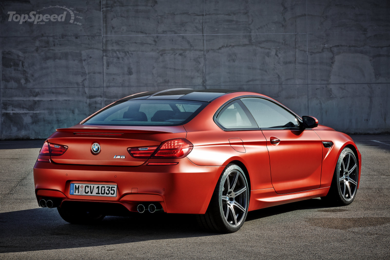 2016 BMW M6 picture - doc585492