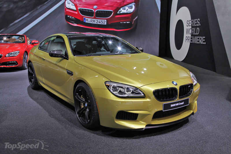 2016 BMW M6 - Picture 613315 | car review @ Top Speed