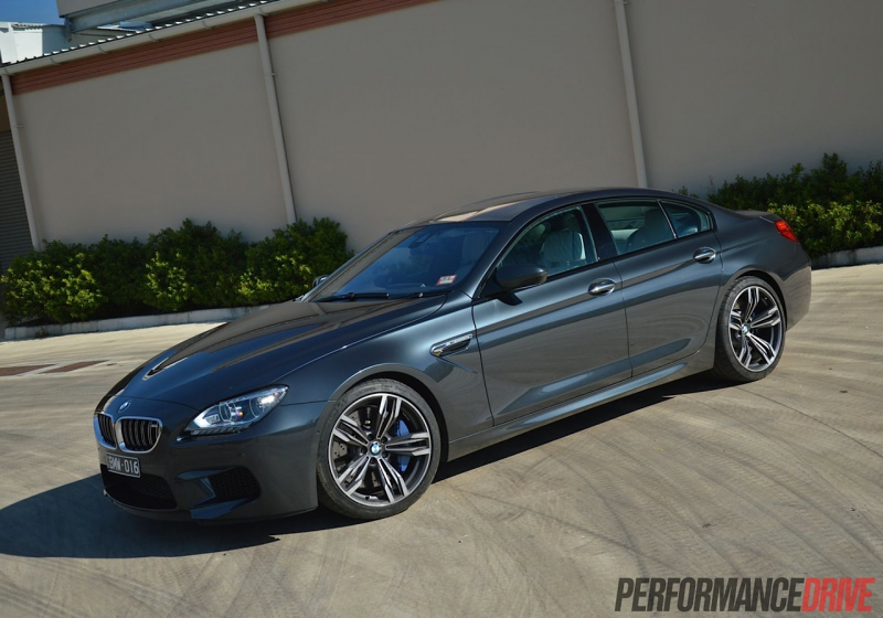 2013 BMW M6 Gran Coupe – THE COMPETITORS