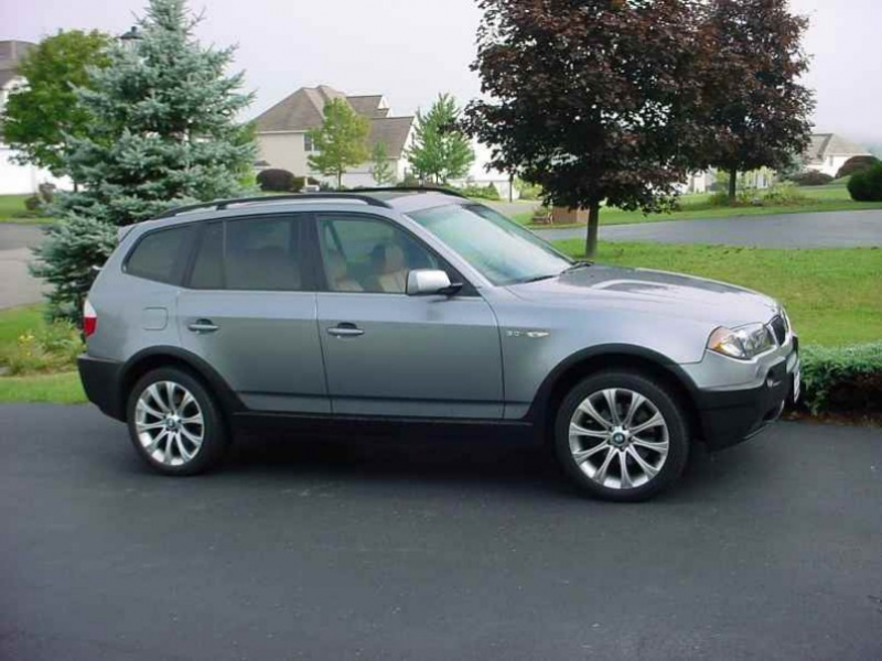 2005 BMW X3 2.5i Sports Activity Vehicle