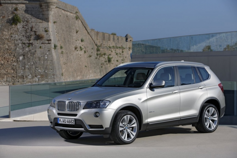 2014 BMW X3 - Photo Gallery