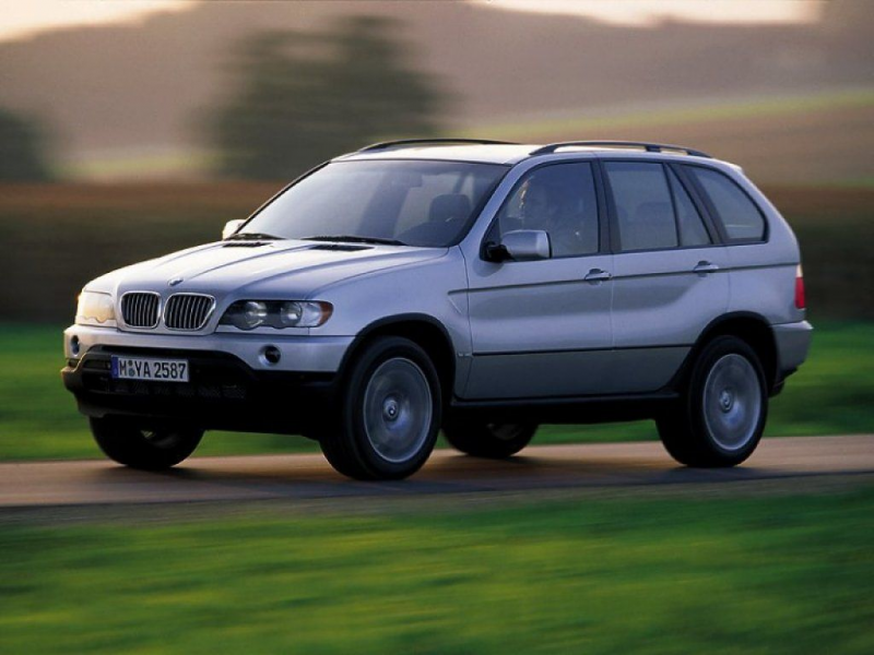 Picture of 2000 BMW X5 4.4i, exterior